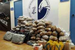 Εξαρθρώθηκε κύκλωμα διακίνησης χασίς από την Αλβανία στην Ελλάδα-Επιχείρησε να μεταφέρει έως 300 κιλά κάνναβης!