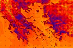 Καύσωνας: Κόλαση όλη η χώρα και θερμοκρασίες που φτάνουν ακόμα και τους 43-44 βαθμούς Κελσίου!