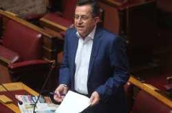 Εξεταστική για τα σκάνδαλα στην δικαιοσύνη ζητά ο Νίκος Νικολόπουλος με ερώτησή του στον πρωθυπουργό