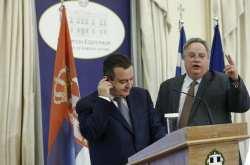 Εντατικοποίηση των σχέσεων Ελλάδας-Σερβίας αποφάσισαν Κοτζιάς-Ντάτσιτς