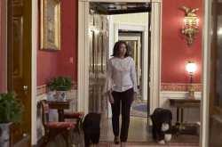 Μισέλ Ομπάμα: Μια τελευταία βόλτα στον Λευκό Οίκο