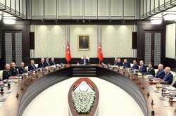 Αιγαίο, Κυπριακό και Συρία στην συνεδρίαση του Συμβουλίου Εθνικής Ασφαλείας της Τουρκίας