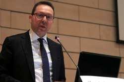 Αισιόδοξος για την πορεία της ελληνικής οικονομίας ο Γ. Στουρνάρας