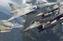 Προκαλεί η Τουρκία και στο Αιγαίο - 37 παραβιάσεις του ελληνικού εναέριου χώρου από τουρκικά μαχητικά