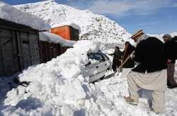 Αφγανιστάν: Περισσότεροι από 100 νεκροί από τις σφοδρές χιονοπτώσεις και τις χιονοστιβάδες