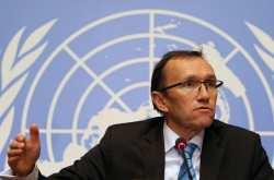 Χωριστές συναντήσεις Άϊντε με Αναστασιάδη–Ακιντζί για νέο γύρο διαπραγματεύσεων στο Κυπριακό