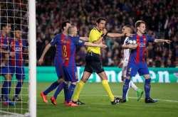 Καταγγελία της Παρί Σ.Ζ. στην UEFA για τα 8 λάθη που βοήθησαν την Μπαρτσελόνα