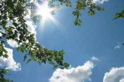 Ηλιόλουστη Κυριακή με 30 βαθμούς