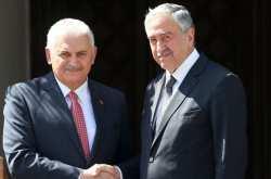 Την βάση για να συγκληθεί και πάλι η διάσκεψη για το Κυπριακό συζήτησαν Γιλντιρίμ -Ακιντζί