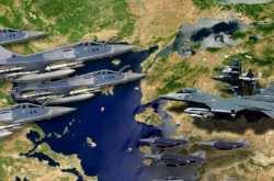 """Νέες παραβιάσεις από του Τούρκους ακόμα και """"dogfihgt"""" με ελληνικά Mirage στη Χίο"""