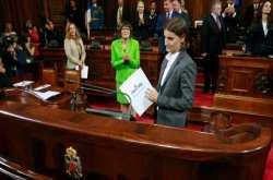 Πρωθυπουργός Σερβίας: Δεσμευόμαστε για μεταρρυθμίσεις στην παιδεία και για την ενταξιακή πορεία στην ΕΕ