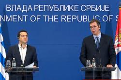 Το πρόγραμμα Τσίπρα στο 1o Ανώτατο Συμβούλιο Συνεργασίας Ελλάδας-Σερβίας και στην τριμερή