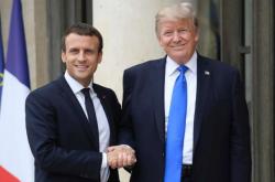 ΗΠΑ-Γαλλία σχεδιάζουν πρωτοβουλία για το μέλλον της Συρίας-Μακρόν: Μη απαραίτητη πια η απομάκρυνση Άσαντ