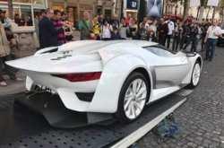 "Citroen GT: Το ""υπερόπλο"" των Γάλλων λίγο πριν μπει στην Έκθεση Αυτοκινήτου στο Παρίσι (ΦΩΤΟ)"
