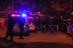 CNN Turk: Ρουκέτα ερρίφθη εναντίον αστυνομικού τμήματος στην Κωνσταντινούπολη