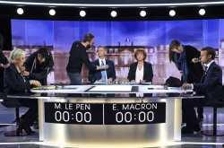 Γαλλικές προεδρικές εκλογές-Le Soir: Θλιβερό το θέαμα στο χθεσινό ντιμπέιτ Μακρόν-Λεπέν