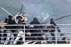 Ποινές «μαμούθ» σε ΑΕΚ και ΠΑΟΚ για τα επεισόδια στον τελικό Κυπέλλου Ελλάδος