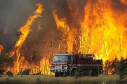 Ποιες περιοχές της Ελλάδας κινδυνεύουν από πυρκαγιά (ΧΑΡΤΗΣ)