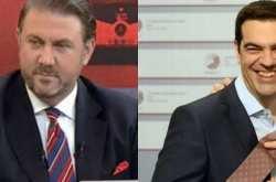 Ένας πρωθυπουργός που δεν φοράει γραβάτα έκανε όλα όσα του είπε η ΕΕ, πούλησε την Ελλάδα-Σκλάβοι όλοι οι Έλληνες