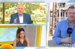Γιατί εξοργίστηκε στη σημερινή εκπομπή ο Γιώργος Παπαδάκης