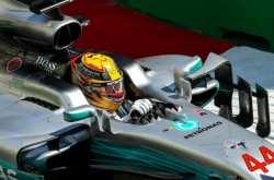 F1: Pole position για Χάμιλτον στο Αζερμπαιτζάν