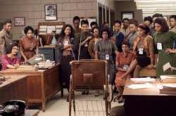 Αύξηση του ποσοστού των γυναικών που πρωταγωνιστούν σε κινηματογραφικές ταινίες