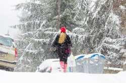 ΚΑΙΡΟΣ 10/1/2017: Πυκνές χιονοπτώσεις, παγετός, καταιγίδες και θυελλώδεις άνεμοι