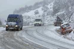 Έκτακτο δελτίο καιρού από την ΕΜΥ: Καταιγίδες, χαλάζι και πυκνά χιόνια