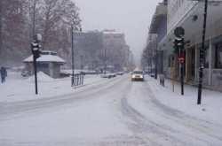 Μεγάλος χιονιάς τον Φεβρουάριο – Χιόνια στην Αθήνα
