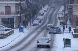 Νέος ισχυρός χιονιάς – Χιόνια και στην Αθήνα