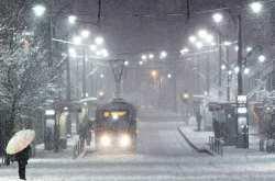 Έρχεται χιονιάς από τη Σιβηρία – Χιόνια και στην Αθήνα