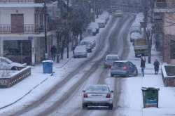 Έρχεται μεγάλη κακοκαιρία - Χιόνια στην Αθήνα