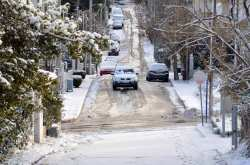 Νέα μεγάλη κακοκαιρία – Χιόνια σε Αθήνα και Θεσσαλονίκη