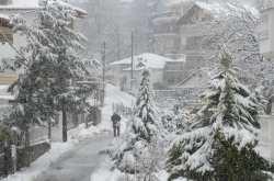 Αυτές είναι οι περιοχές της Αθήνας που θα χιονίσει - Χιόνια και στον Πειραιά