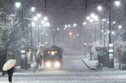Κύμα ψύχους τον Φεβρουάριο με χιόνια στην Αθήνα