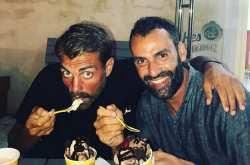 Χούτος - Χανταμπάκης: «Έδεσε το γλυκό» μετά το Survivor (ΦΩΤΟ)