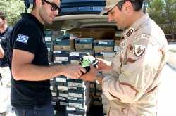 Δωρεά σε υλικό εξοπλισμό προς τη Διοίκηση Υποβρυχίων Καταστροφών έκανε η εταιρεία Α. Ισμαήλος ΑΕ