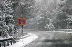 Καιρός: Χαμηλές θερμοκρασίες και χιόνια όλη την εβδομάδα