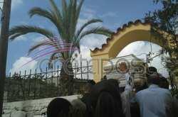 Θρήνος και σπαραγμός στην κηδεία της Κατερίνας - «Ακόμη κι ο ουρανός θρηνεί» έλεγαν συγχωριανοί της