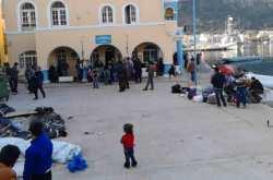 Είκοσι έξι πρόσφυγες και μετανάστες συνελήφθησαν στο Καστελόριζο