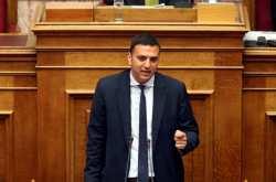 Κικίκλιας: Ο Αλέξης Τσίπρας θέλει πάση θυσία να μείνει γατζωμένος στη καρέκλα της εξουσίας