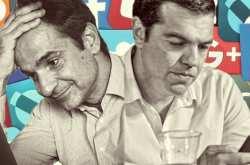 Η δημοφιλία κομμάτων και πολιτικών σε Facebook - Twitter