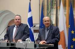 Υπέρ της διατήρησης ανοικτών καναλιών επικοινωνίας και διαλόγου με την Τουρκία τάσσεται ο Ν. Κοτζιάς