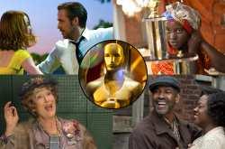 Πόσες οσκαρικές ταινίες του 2016 χωρούν σε ένα βίντεο;