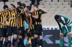 ΑΕΚ-ΠΑΟ 1-0 με «φωτοβολίδα» Χριστοδουλόπουλου