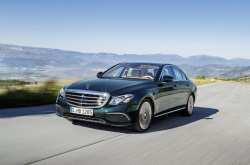 Περιβαλλοντική πιστοποίηση για την Mercedes  Ε350