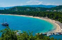 Οι παραλίες της Ελλάδας με το περισσότερο πράσινο (ΦΩΤΟ)