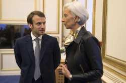 Ο Μακρόν θα επιλέξει την Λαγκάρντ για πρωθυπουργό της Γαλλίας