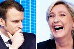 Γαλλικές εκλογές:Μονομαχία Μακρόν με Λεπέν