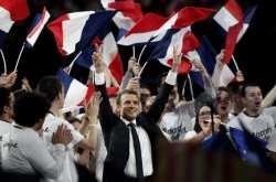 Γαλλικές προεδρικές εκλογές: Άνετη επικράτηση Μακρόν με το μεγαλύτερο, ιστορικά, ποσοστό αποχής